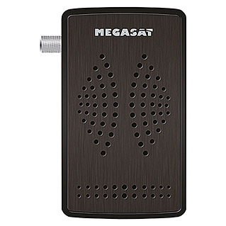 Megasat Satelliten HD Receiver 310 V2 (1.920 x 1.080 Pixel (Full HD), HDMI-Eingang, L x B x H: 65 x 108 x 18 mm)