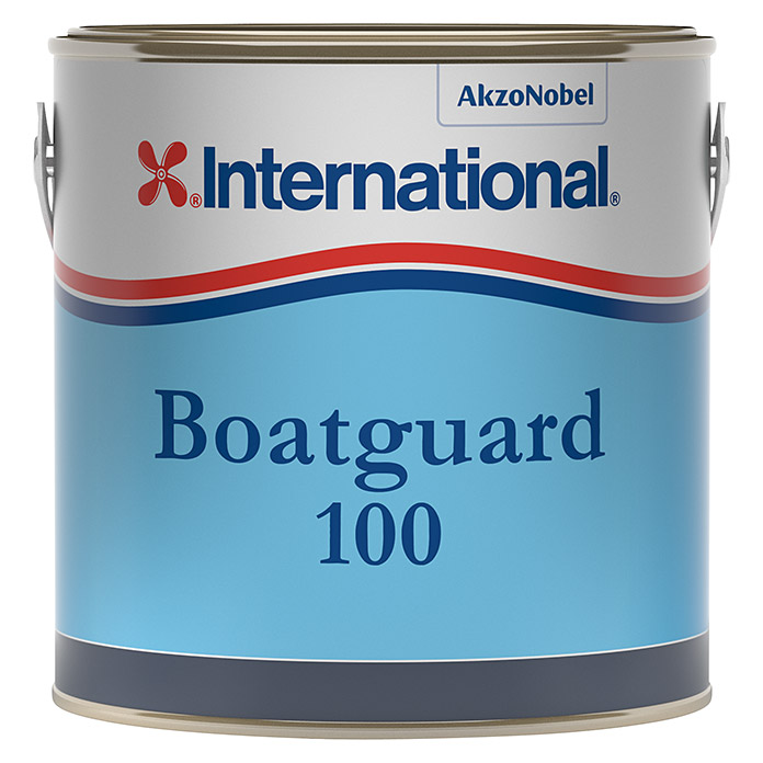 International Antifouling Boatguard 100 (Blau, 2,5 l)