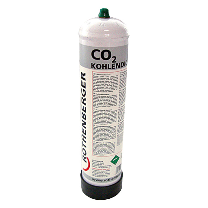 KOHLENDIOXID (CO2)  390g EW-FL. 165 BAR
