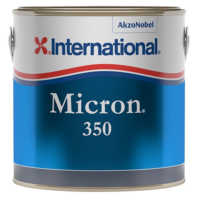 International Antifouling Micron 350 (Rot, 2,5 l)