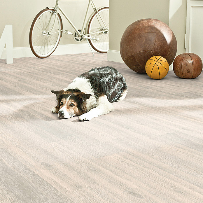 Decolife Vinylboden Polar Oak 1 220 X 185 X 10 5 Mm Landhausdiele