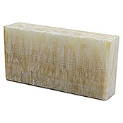 Fuchs Design Natursteinziegel Crystal Collection NatureTouch (Wooden Onyx, Poliert, 20 x 10 x 5 cm)