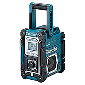 Makita Akku-Radio (Frequenz: 520 - 1.629 kHz (MW), Bluetooth)
