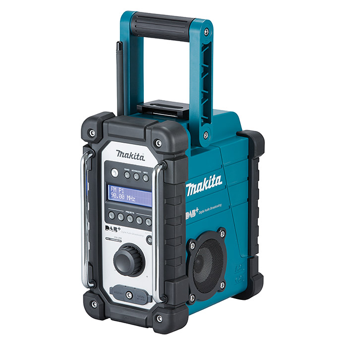 Makita Accuradio DMR110 (Frequentie: 174.928 - 239.200 MHz (DAB/DAB+))