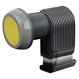 Schwaiger Single-LNB (0,2 dB, 40 mm, Anthrazit)