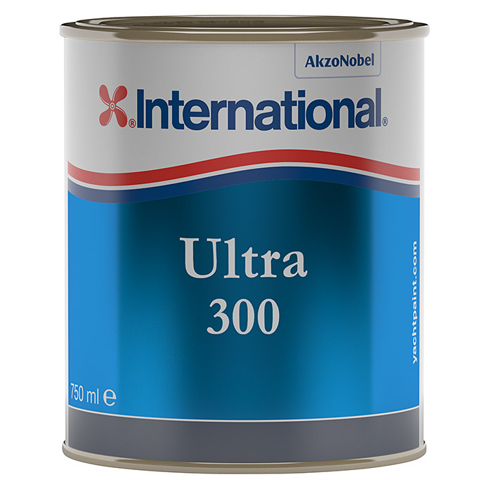 International Antifouling Ultra 300 (Doverweiß, 750 ml)