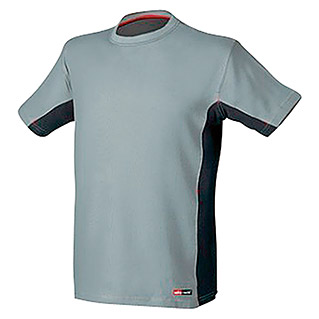 Industrial Starter Stretch Camiseta (M, Gris)