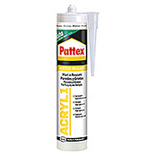 Pattex Sellador de resina Acryl 1  (Blanco, 300 ml)