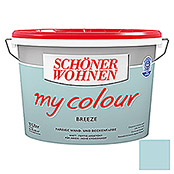 MY COLOUR WANDFARBE BREEZE 10 l         SCH.WOHNEN