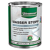 ultrament wasser stopp 2in1 farbe abdichtung wei 2 5 kg 5987 fliesenlacke incl. Black Bedroom Furniture Sets. Home Design Ideas