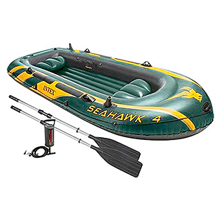 Intex Bote inflable Seahawk 4 (3,51 x 1,45 m)