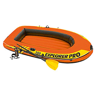 Intex Bote inflable Explorer Pro 300 (2,44 x 1,17 m)