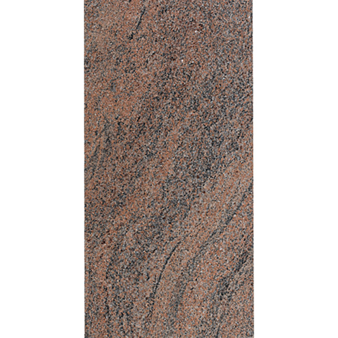 Natursteinfliese Multicolor (30,5 x 61 cm, Rot)