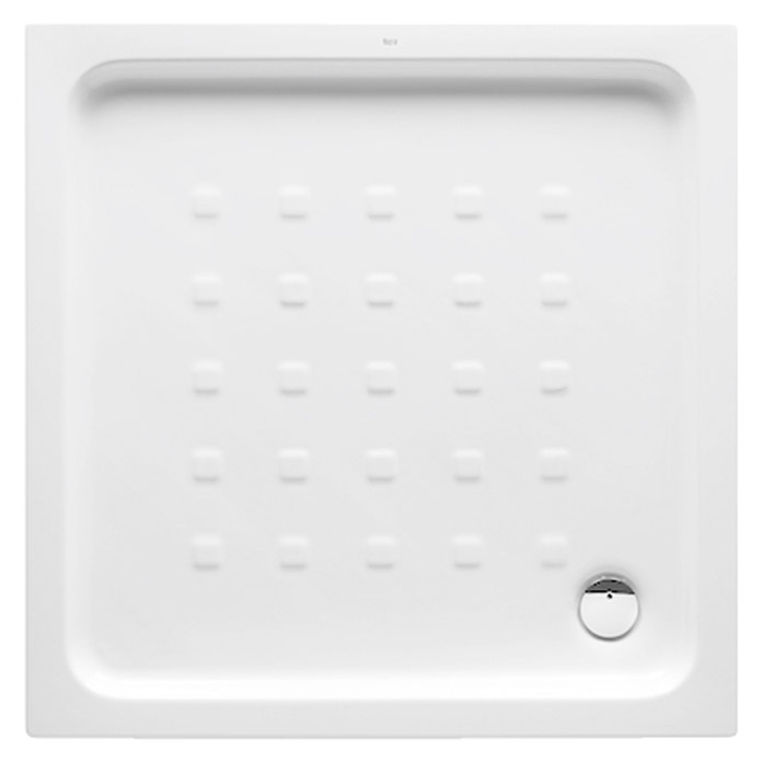 Roca plato de ducha porcel nico easy 70 x 70 cm blanco for Sanitarios easy catalogo
