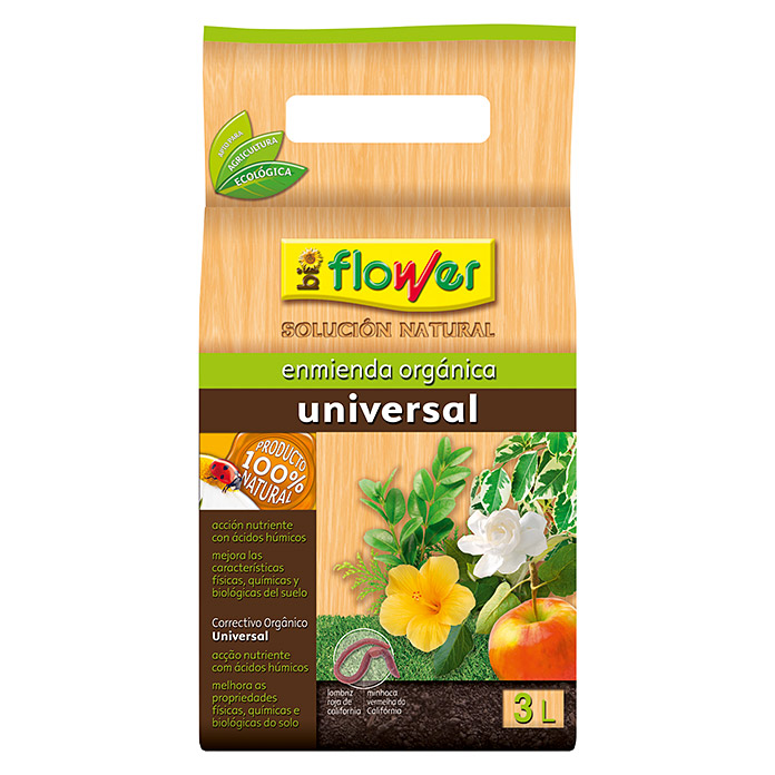 Flower Humus de lombriz (3 l)
