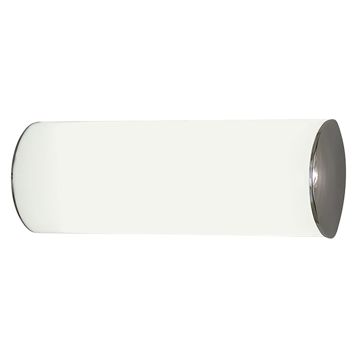 Aplique de pared 1L (15 W, Blanco, L x An x Al: 6 x 28,5 x 10,5 cm, 10,5 cm)