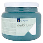 La Pajarita Pintura de tiza Chalk Paint midnight blue  (500 ml)