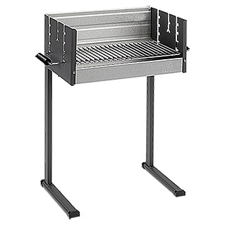 Kingstone Grillbox Tromen (Superficie parrilla principal: 50 x 32 cm)