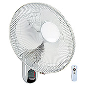 Houston Ventilador de pared programable (Diámetro: 40 cm)