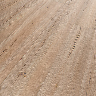 b!design Vinylboden Clic Woodlands (1.220 x 180 x 4,2 mm, Landhausdiele)