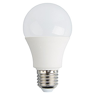 Voltolux LED-Leuchtmittel (10 W, E27, Lichtfarbe: Warmweiß, Birnenform)