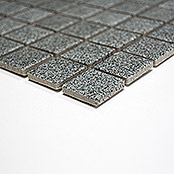 Mosaikfliese Quadrat AT 900 (33 x 30,2 cm, Grau, Matt)