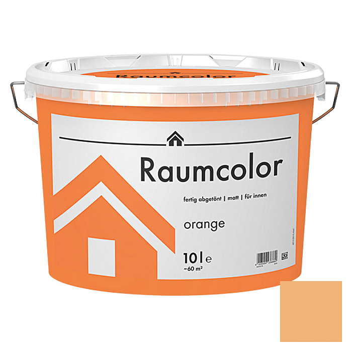 Raumcolor  (Orange, 10 l)
