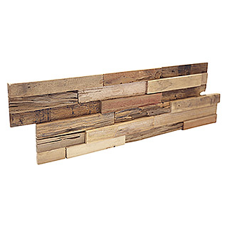 Panel de revestimiento Ultrawood Teka Colorado (49,5 cm x 18 cm x 12,5 mm)
