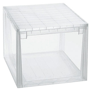 Terry Caja con tapa Light Drawer XXL (L x An x Al: 52 x 39,6 x 33,9 cm, Capacidad: 50 l)