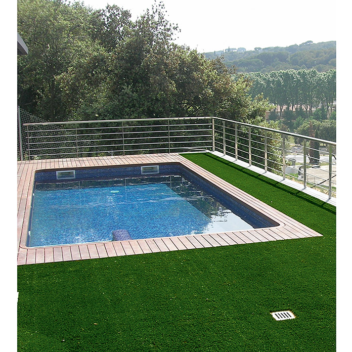 Tarkett c sped artificial campo ancho mm verde - Cesped artificial tarkett ...