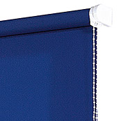 Estor enrollable Roll-up traslúcido (180 x 250 cm, Azul, Traslúcido)