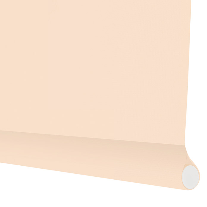 Viewtex Estor enrollable Black Out  (An x Al: 135 x 190 cm, Peach, Opaco)