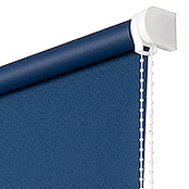 Estor enrollable Roll-up (An x Al: 180 x 180 cm, Azul, Opaco)