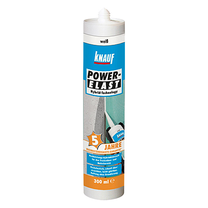 Knauf Power-Elast (300 ml, Hybrid-Polymer)
