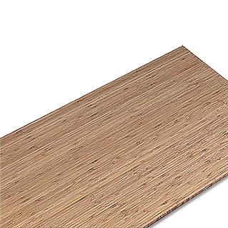 Exclusivholz Tablero de madera laminada (Bambú, 2.200 x 500 x 18 mm)