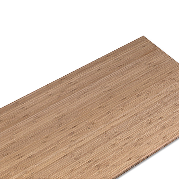 Exclusivholz Tablero de madera laminada (Bambú, 2.200 x 600 x 18 mm)