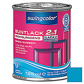 BUNTLACK 2IN1 HGL.WB125 ml HIMMELBLAU   SWINGCOLOR