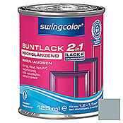 BUNTLACK 2IN1 HGL.WB125 ml SILBERGRAU   SWINGCOLOR