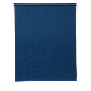 Estor enrollable Roll-up (An x Al: 80 x 250 cm, Azul, Opaco)