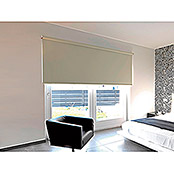 Viewtex Estor enrollable Black Out (An x Al: 105 x 250 cm, Pearl, Opaco)