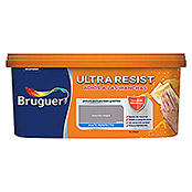 Bruguer Ultra Resist Pintura para paredes marrón nogal (4 l, Mate)