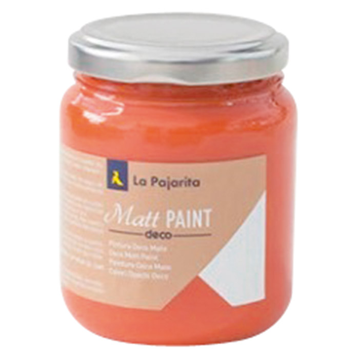 La Pajarita Pintura Matt Paint chinesse red 175 ml (Mate)