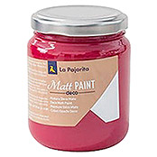 La Pajarita Pintura Matt Paint indie red 175 ml (Mate)