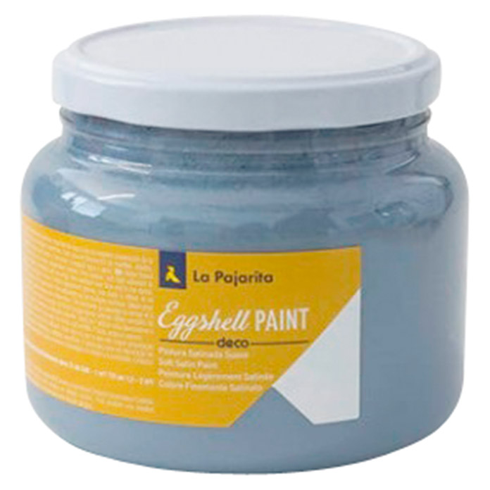 La Pajarita Pintura Eggshell Paint blue kiss (500 ml, Satinado)