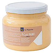 La Pajarita Pintura Matt Paint sunlight  (500 ml, Mate)