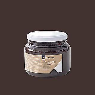 La Pajarita Pintura Matt Paint Brown sugar (500 ml, Mate sedoso)