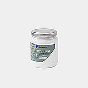 La Pajarita Pintura Fluor Paint White (175 ml)