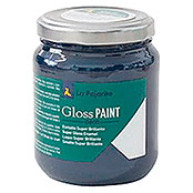 La Pajarita Pintura Gloss Paint black Jack, 175 ml (Brillante)