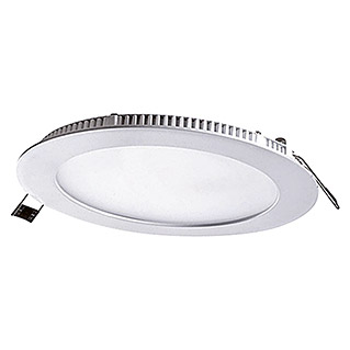 Alverlamp Foco downlight LED empotrable Pack x 2 (20 W, Blanco frío, 22,5 x 22,5 cm)