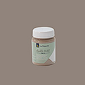 La Pajarita Pintura de tiza Chalk Paint Toffee (75 ml, Mate)